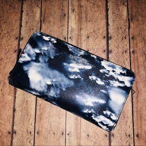 Kate Spade Lacey Cedarstreet Clouds Wallet